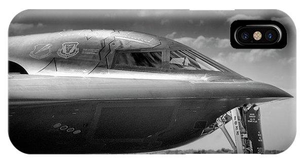 B2 Spirit Bomber IPhone Case