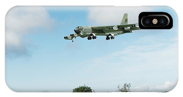 B52 Stratofortress IPhone Case