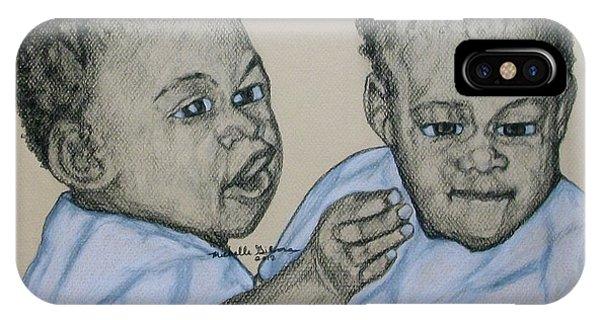 Babies IPhone Case