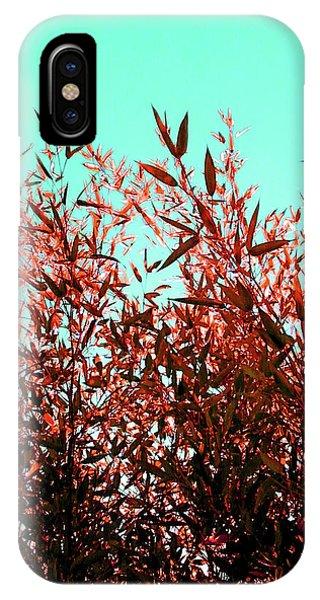 Baby Bamboo - Ochre  IPhone Case