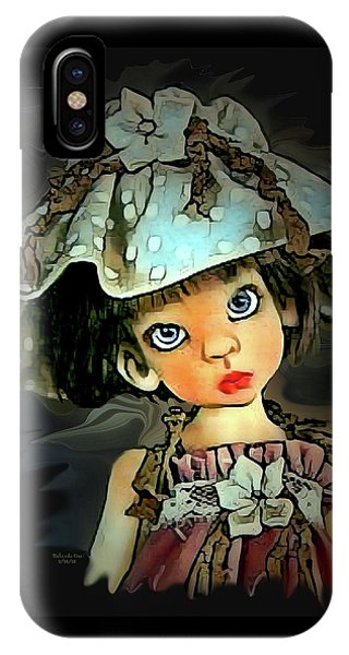 Baby Doll Collection IPhone Case