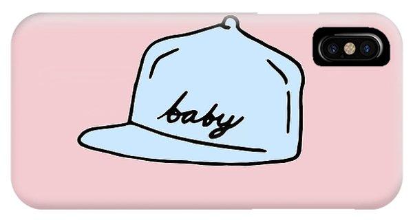 Baby Hat 1 IPhone Case