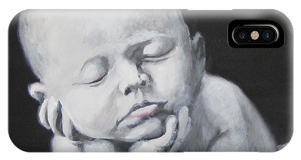 Baby Nap IPhone Case