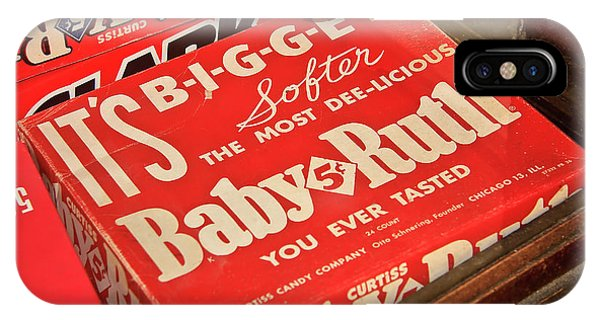Baby Ruth IPhone Case