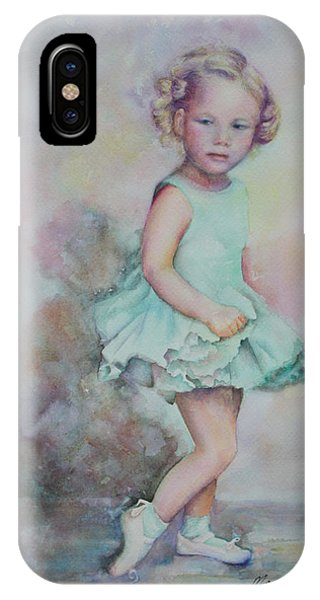 Baby's Debut IPhone Case