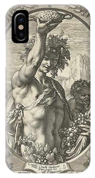 Bacchus God Of Ectasy IPhone Case