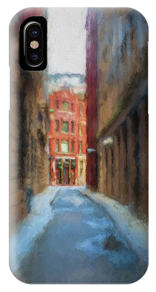 Back Bay Boston IPhone Case