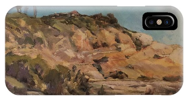 Back Bay Cliff 1 IPhone Case