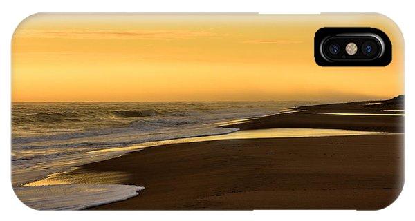 Back Bay Sunrise IPhone Case