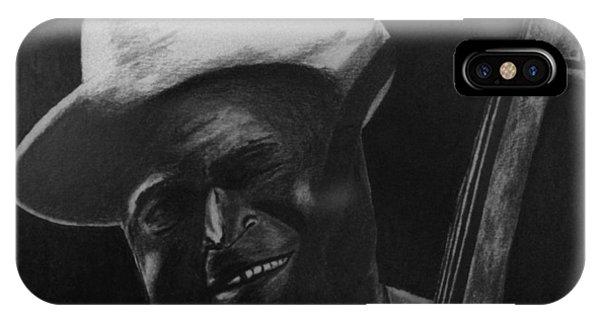 Back Door Man IPhone Case