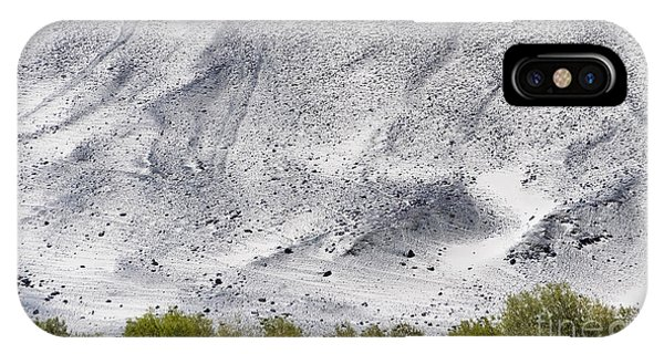 Backdrop Of Sand, Chumathang, 2006 IPhone Case
