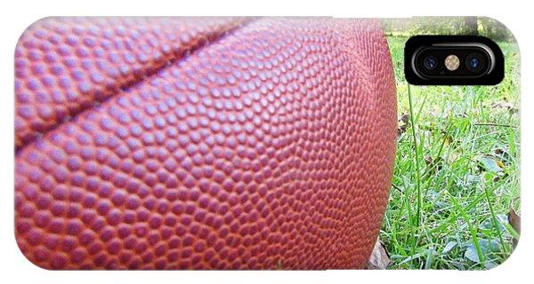 Backyard Football IPhone Case