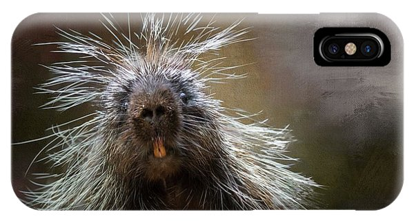 Bad Hairday IPhone Case