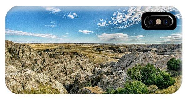 Bad Lands South Dakota.... IPhone Case