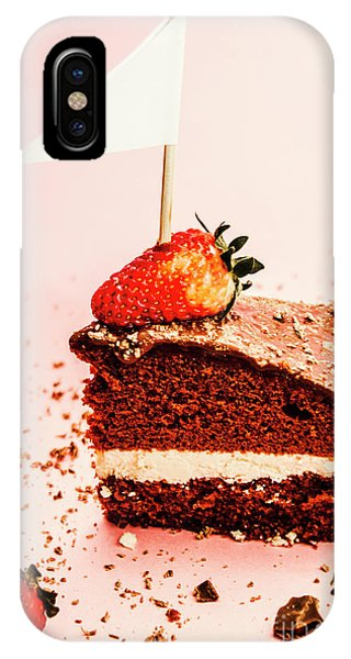 Cream iPhone Case - Bad Nom Noms  by Jorgo Photography - Wall Art Gallery