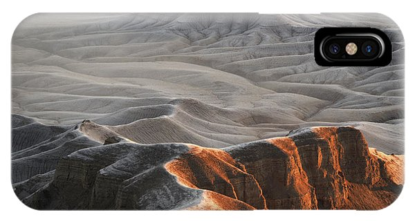 Badlands Fog IPhone Case