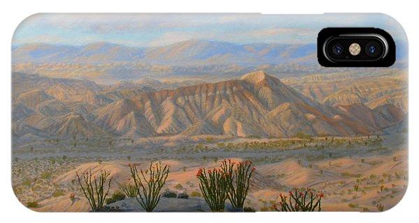 Badlands Phone Case by Mark Junge