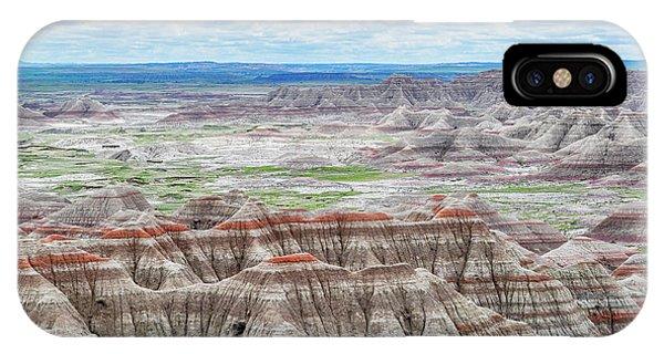 Badlands National Park Landscape IPhone Case