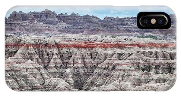 Badlands National Park Vista IPhone Case