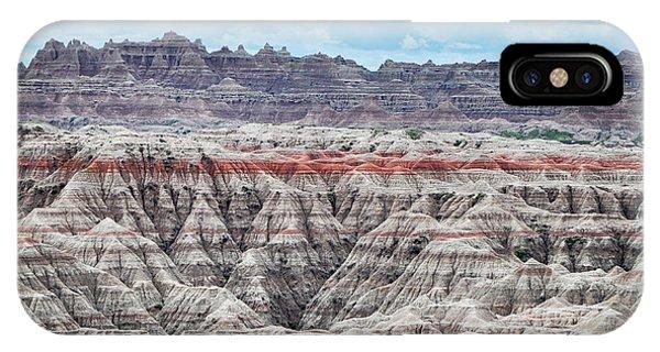 Badlands National Park Vista IPhone Case