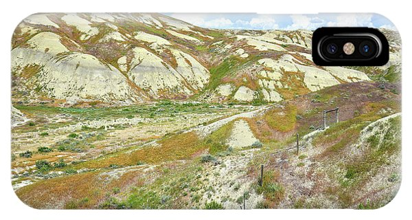 Badlands Of Wyoming IPhone Case