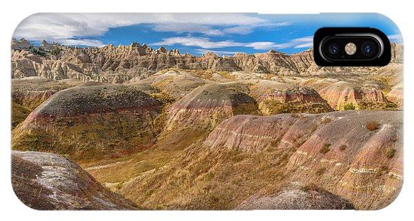 Badlands South Dakota IPhone Case