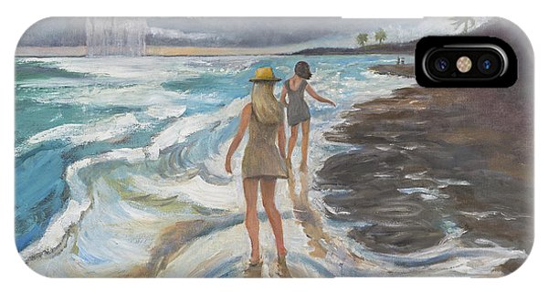Bahia Honda Beach IPhone Case
