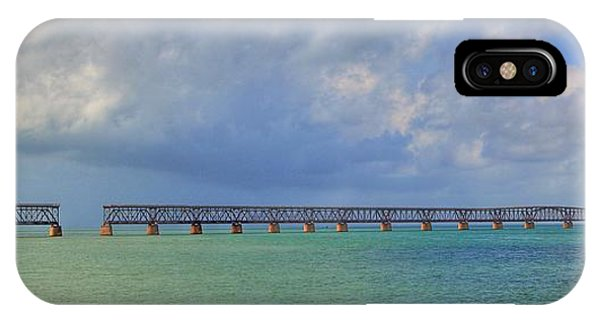 Bahia Honda IPhone Case