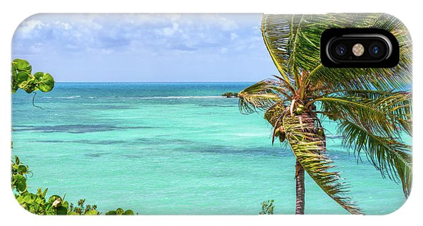Bahia Honda State Park Atlantic View IPhone Case
