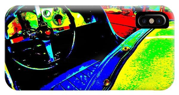 Bahre Car Show II 35 IPhone Case