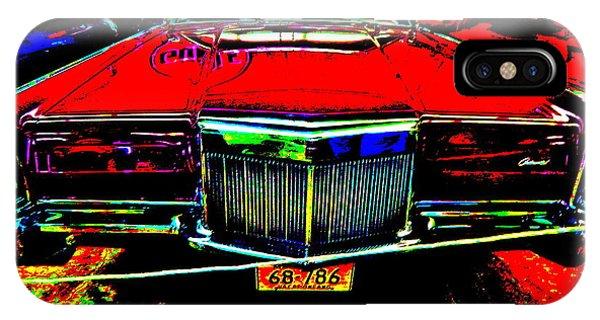 Bahre Car Show II 38 IPhone Case