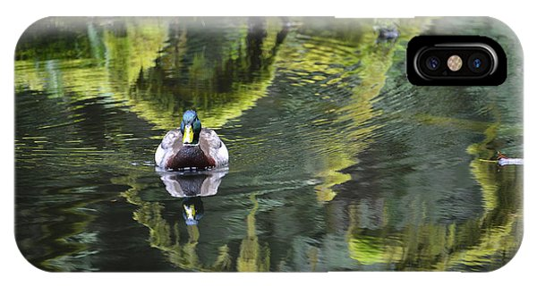 Bainbridge Duck IPhone Case