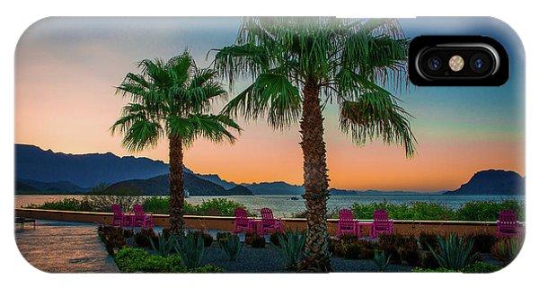 Baja Sunset IPhone Case