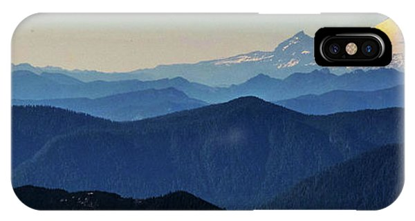 Baker From Pilchuck IPhone Case
