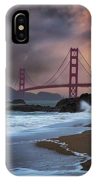 Baker's Beach IPhone Case