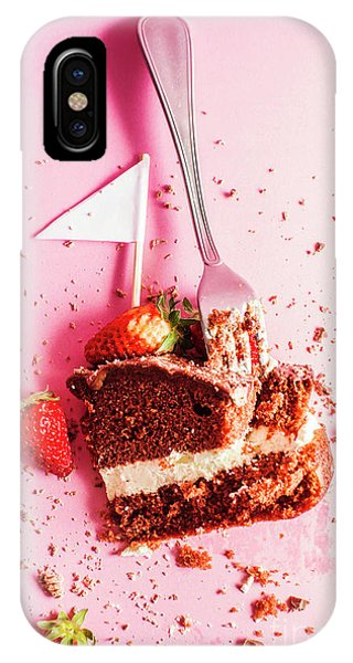 Patriotic iPhone Case - Bakers Downfall by Jorgo Photography - Wall Art Gallery