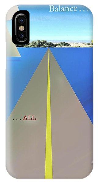 iPhone Case - Balance All by Jack Eadon