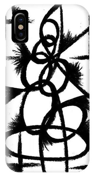 iPhone Case - Balance by Arides Pichardo