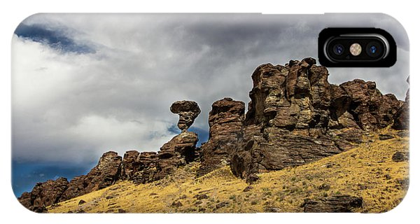 Balanced Rock Adventure Photography By Kaylyn Franks IPhone Case