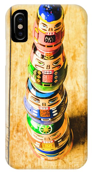 Moustache iPhone Case - Balancing The Command Structure by Jorgo Photography - Wall Art Gallery