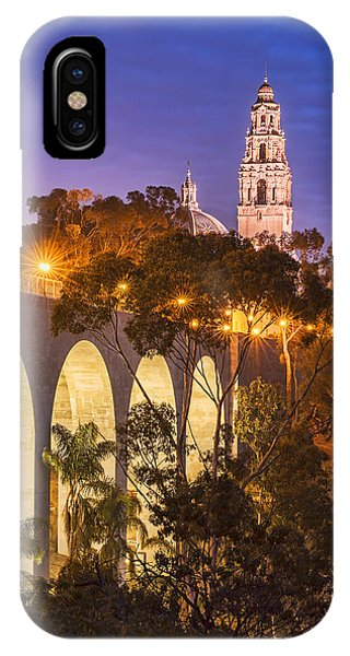 Balboa Bridge IPhone Case