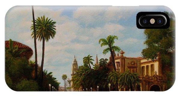 iPhone Case - Balboa Park by Mark Junge