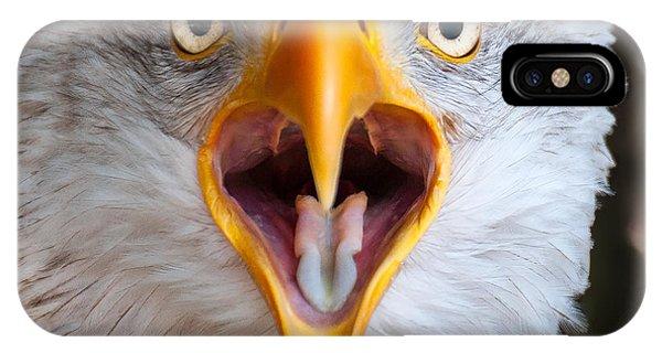 Bald Eagle Call IPhone Case