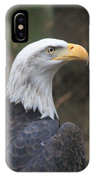 Bald Eagle Profile IPhone Case