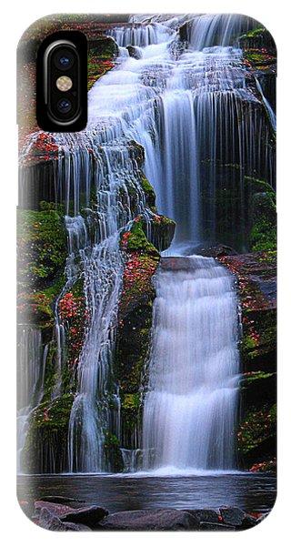 Bald River Falls IPhone Case