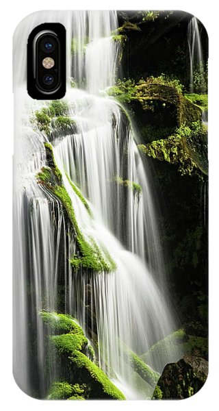 Bald River Falls IPhone Case