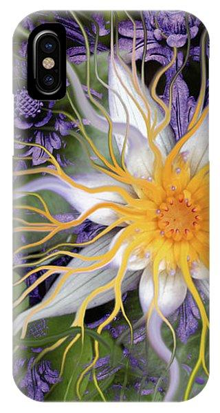 Bali Dream Flower IPhone Case