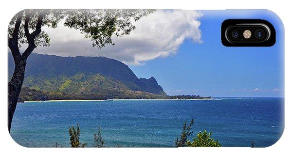 Bali Hai Hawaii IPhone Case