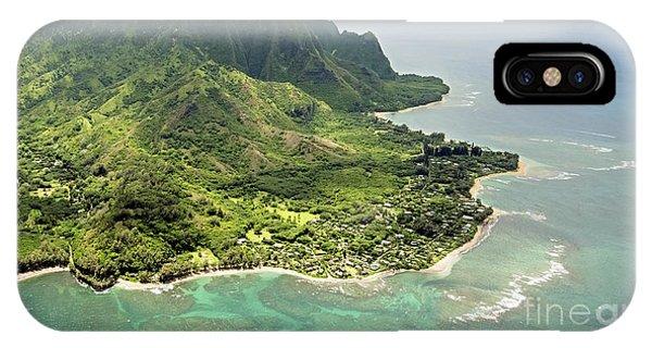 Bali Hai View IPhone Case