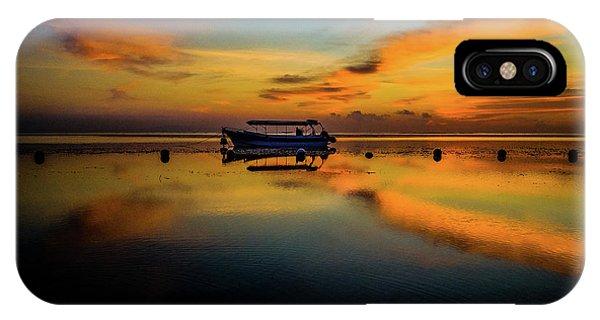 Magical Bali Sunrise IPhone Case